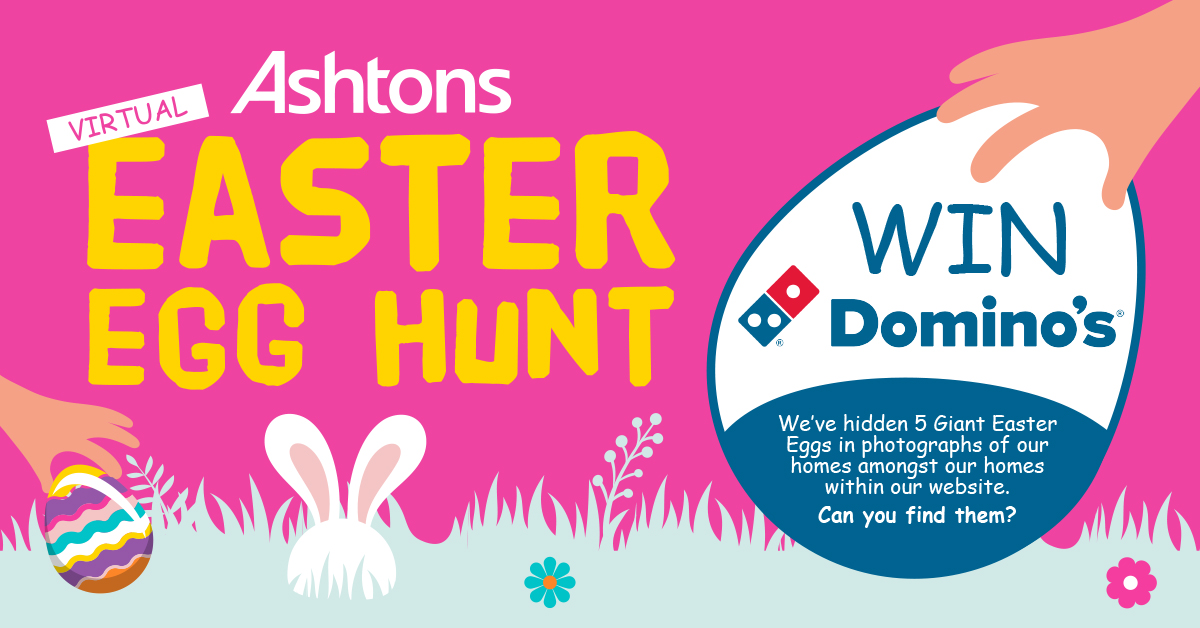 Easter Egg Hunt Estate Agent Warrington Estate Agent