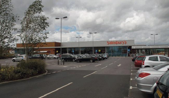 Area Guide Sainsburys Chapelford